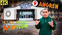 Angren Museum-History Of Akhangaran Valley