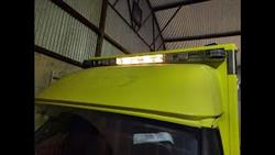 Charlie  Me  The Van Build This Video We Look At Front Roof  Lights Part 1