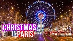 Christmas In Paris | NoeL a Paris | Paris France