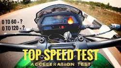 Dominar 400 Bs6 Top Speed And Acceleration Test || Dude Villain