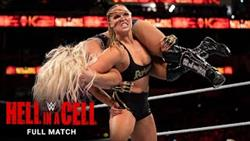 FULL MATCH - Ronda Rousey Vs. Alexa Bliss – Raw Women'S Title Match: Hell In A Cell 2018