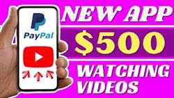 Get Paid $500 Per Day To Watch YouTube Videos (2021) | Earn FREE PayPal Money For Watching