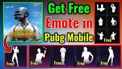 How To Get Free Emote In Pubg Mobile | Pubg Mobile Me Free Emote Kaise Le (100% Proof)