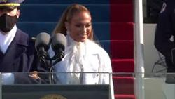 Jennifer Lopez - This Land Is Your Land  America, The Beautiful - Inauguration 2021 Performance