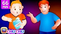 Johny Johny Yes Papa And Many More Videos   Popular Nursery Rhymes Collection By ChuChu TV