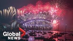 New Years 2021: Sydney, Australia Puts On Stunning Fireworks Display