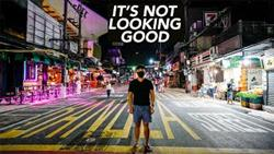 Walking Street In Phuket Thailand Is DEAD (COVID-19 Travels)