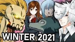Winter 2021 Anime Season: What Will I Be Watching?